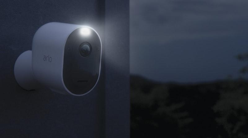 Arlo Pro 3 nachtzicht