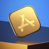 App Store gouden icoon