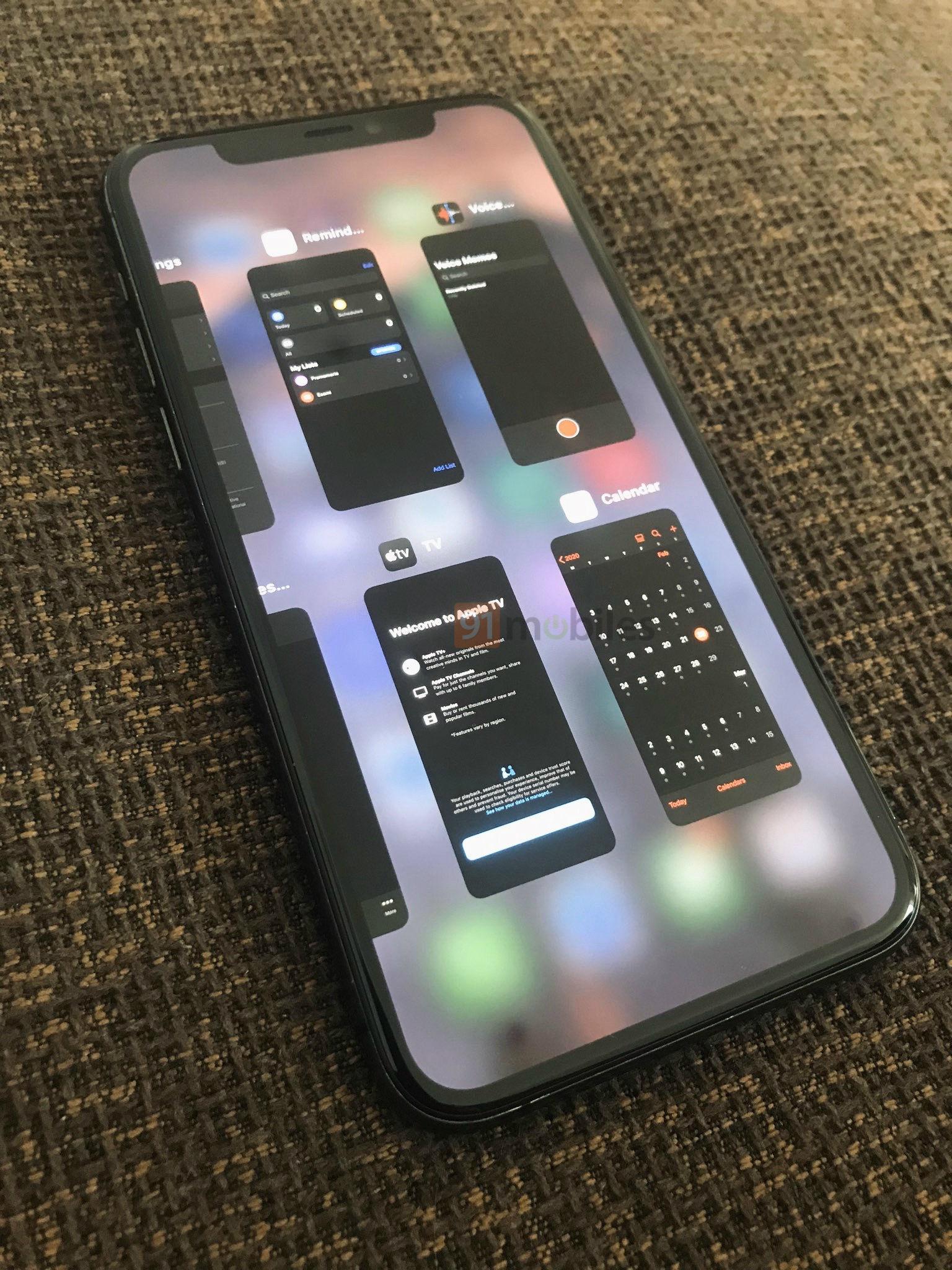 iOS 14 appkiezer video.