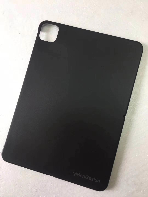 iPad Pro 2020 case achterkant.