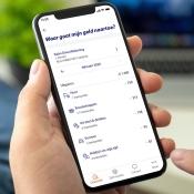 Rabobank app: waar gaat mijn geld naartoe.