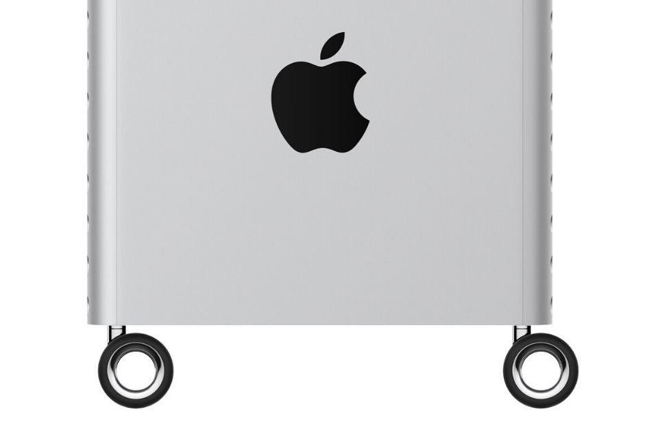 Mac Pro wieltjes