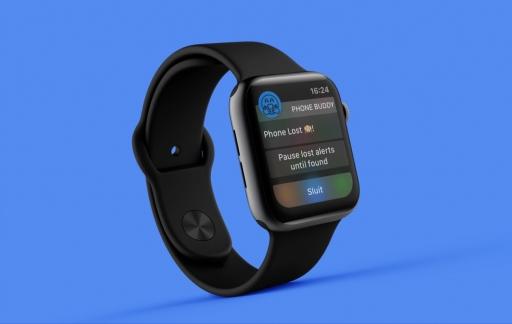 Phone Buddy Notifier Apple Watch.