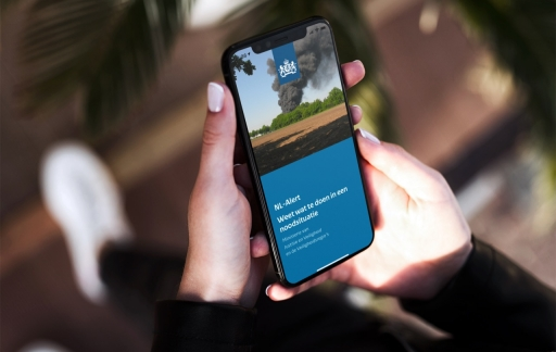 NL-Alert app.