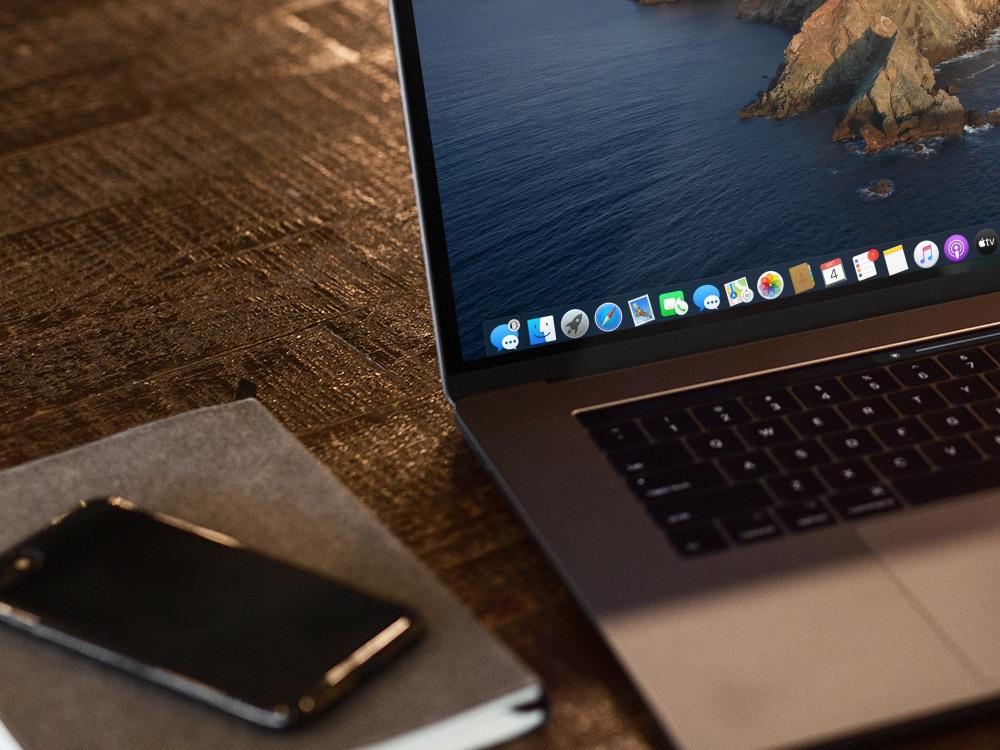 Handoff van Apple Watch naar Mac.