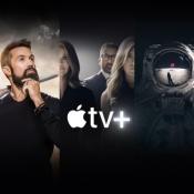 Apple TV Plus series overzicht.
