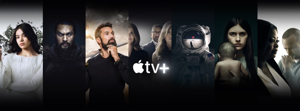 Apple TV Plus series overzicht.
