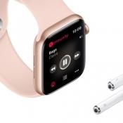 Muziek luisteren op de Apple Watch: zo werkt het