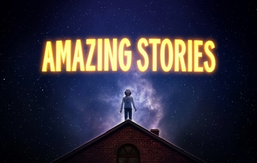 Amazing Stories Apple TV Plus.