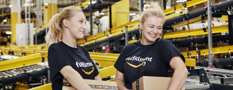 Amazon magazijn