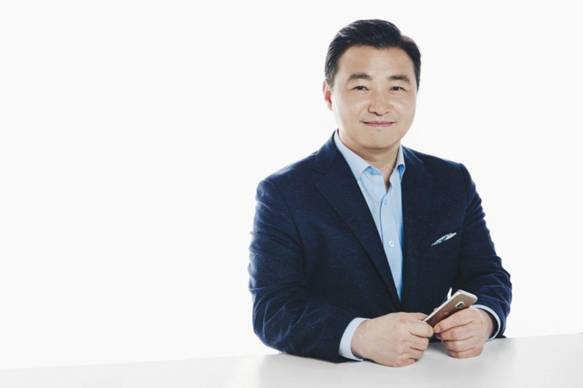 Roh Tae-moon, Samsung