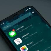 iOS 14 concept van lijstweergave.