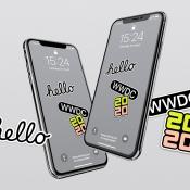 Kom alvast in de stemming met deze WWDC 2020 wallpapers