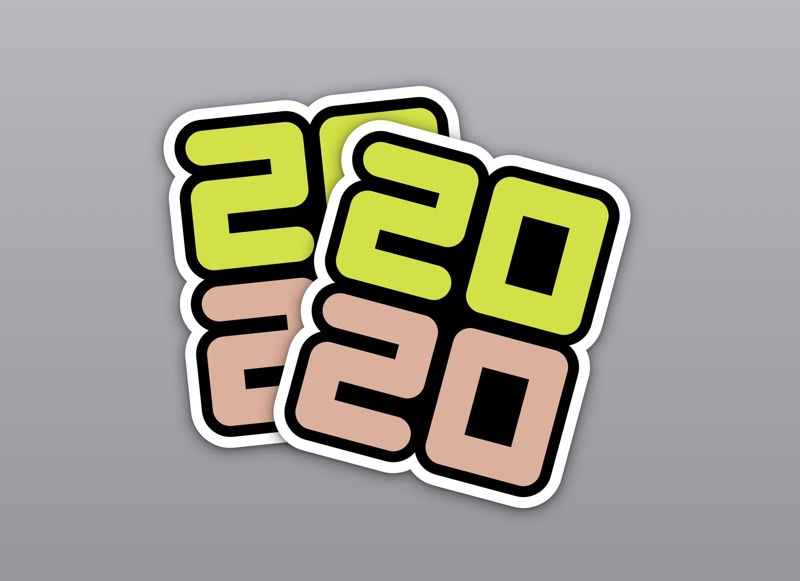 WWDC 2020 sticker