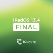 iPadOS 13.4 final.