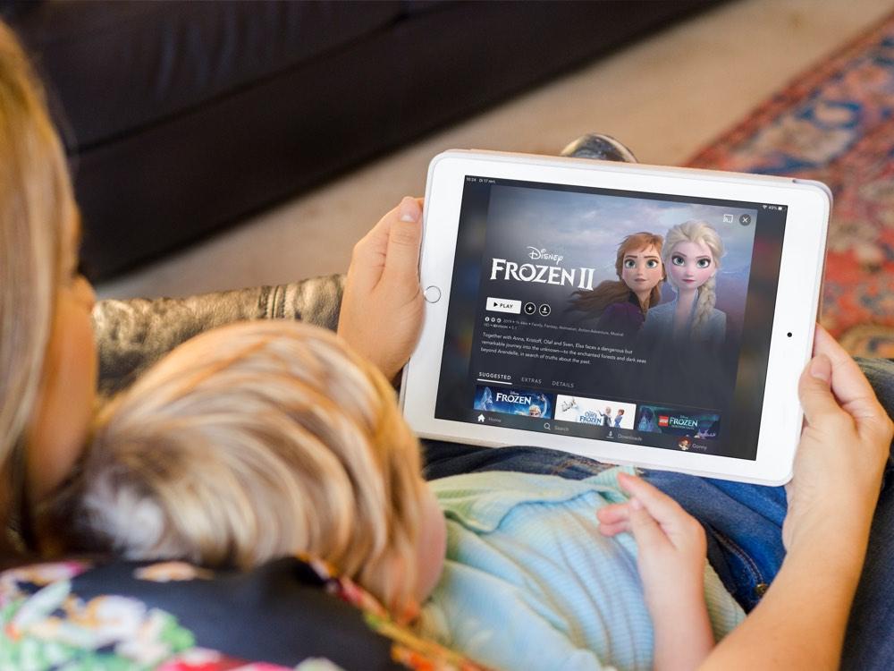 Frozen 2 op Disney Plus