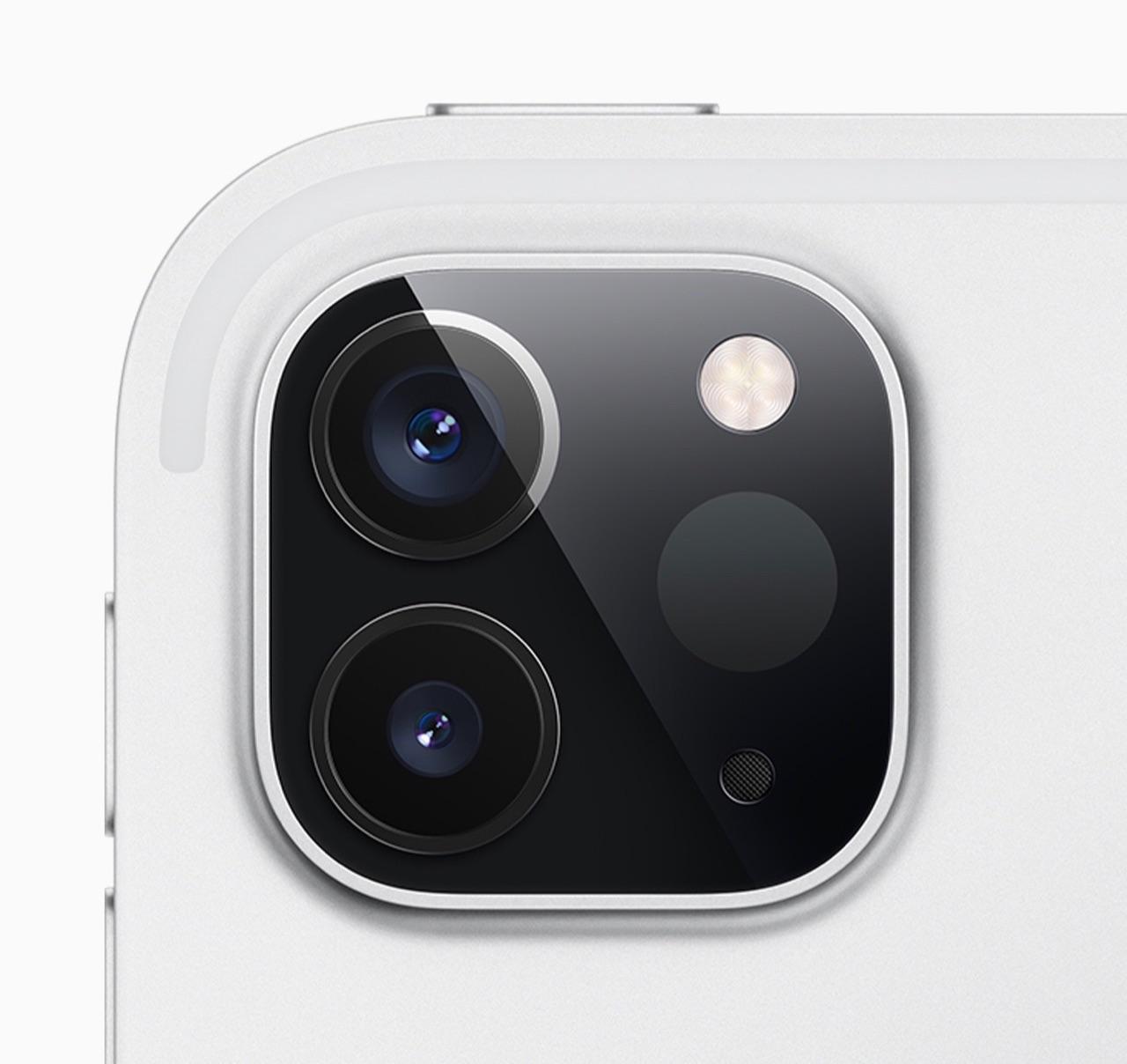 iPad Pro 2020 camera.
