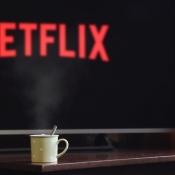 Netflix dataverkeer omlaag