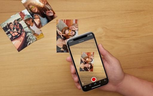 Foto's afdrukken vanaf iPhone.