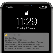NL Alert noodmelding