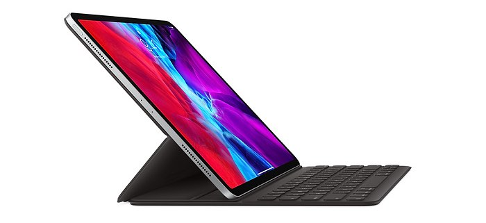Smart Folio iPad Pro 2020 kijkhoek
