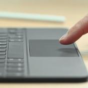iPad cursor gebruiken met trackpad.