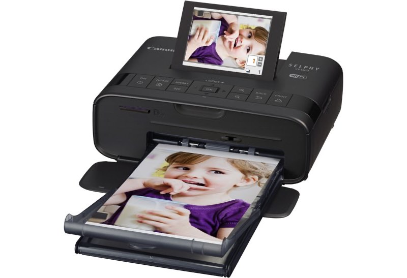 Fotoformaten printer