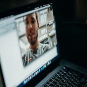 Videobellen met apps op je Mac