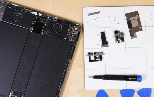 iFixit teardown iPad Pro 2020
