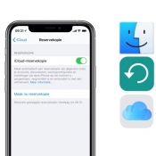 iPhone en iPad backup stappenplan: zo maak je iPhone back-ups