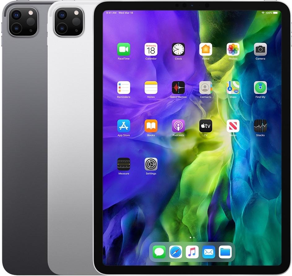 iPad Pro 2020 2e generatie 11-inch.