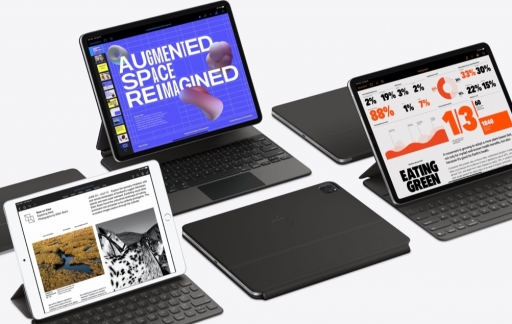 iPad toetsenbordhoezen.
