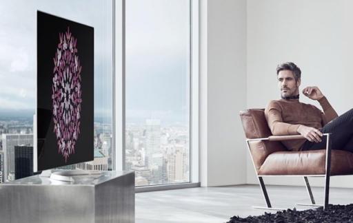 LG televisies 2018