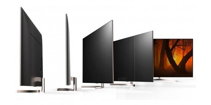 LG 2018 televisies