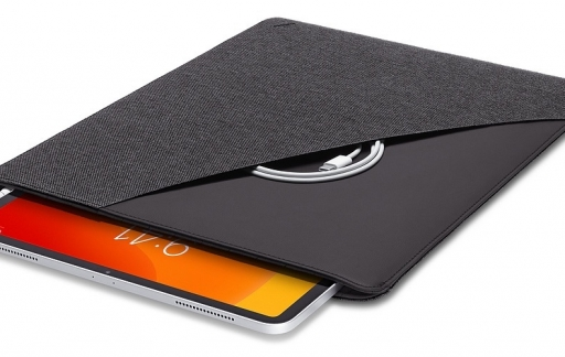 Native Union Stow Slim Sleeve voor iPad Pro.