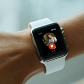 KIT (Keep In Touch) voor Apple Watch.