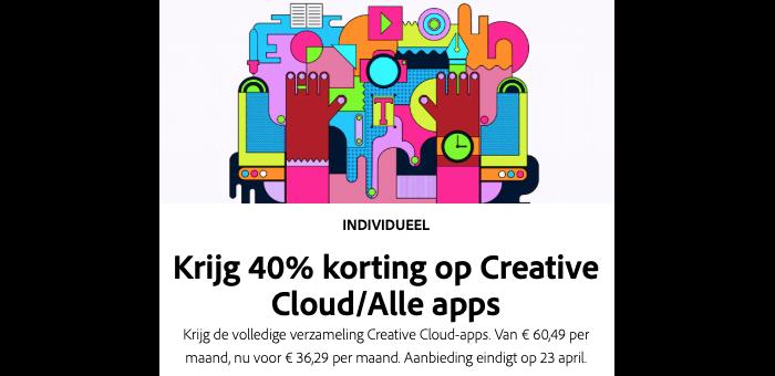 Creative Cloud-deal