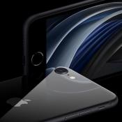 iPhone SE 2020 zwart