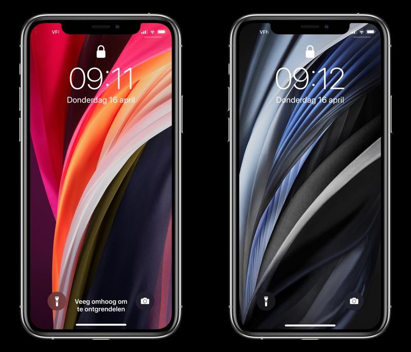 Wallpapers For Iphone Se: IPhone SE 2020 Wallpapers Downloaden: Twaalf Nieuwe