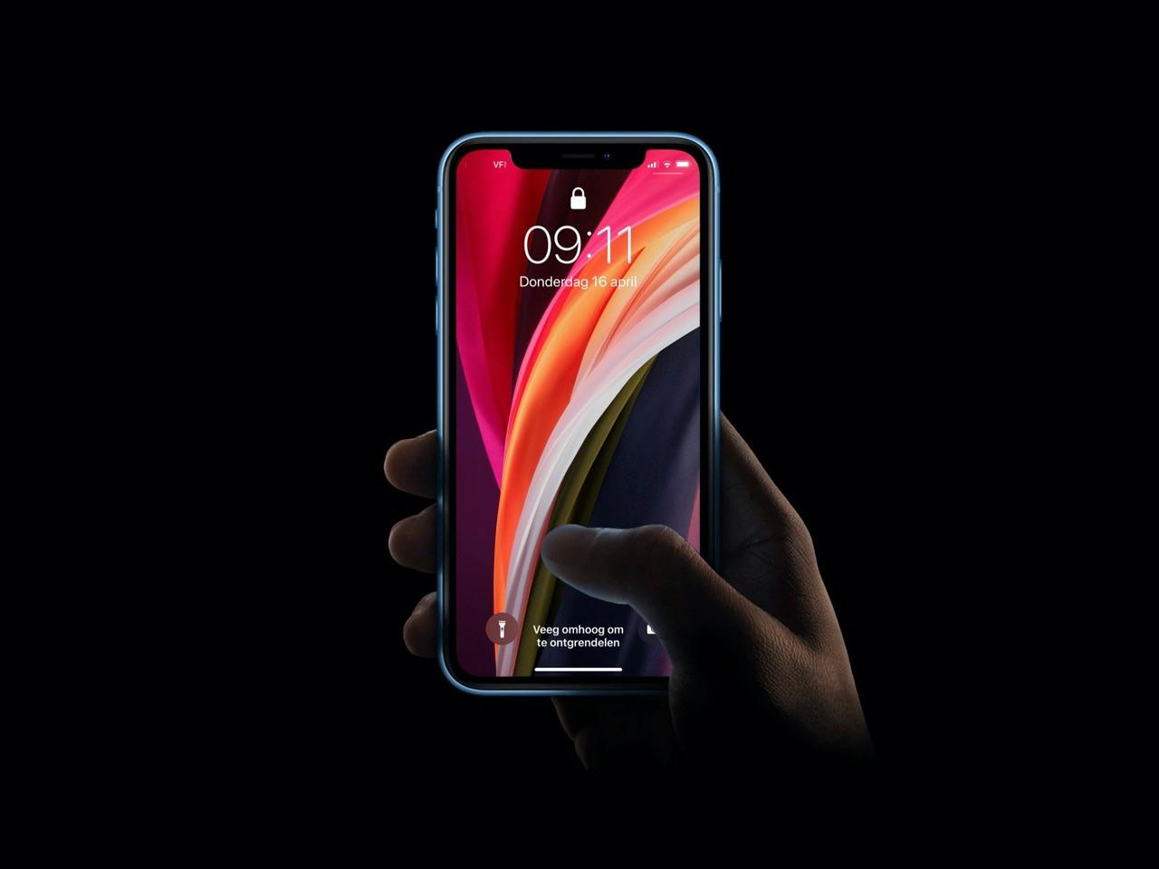 iPhone SE 2020 wallpapers downloaden ...