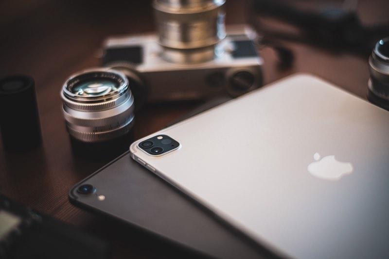 iPad camera vergelijking