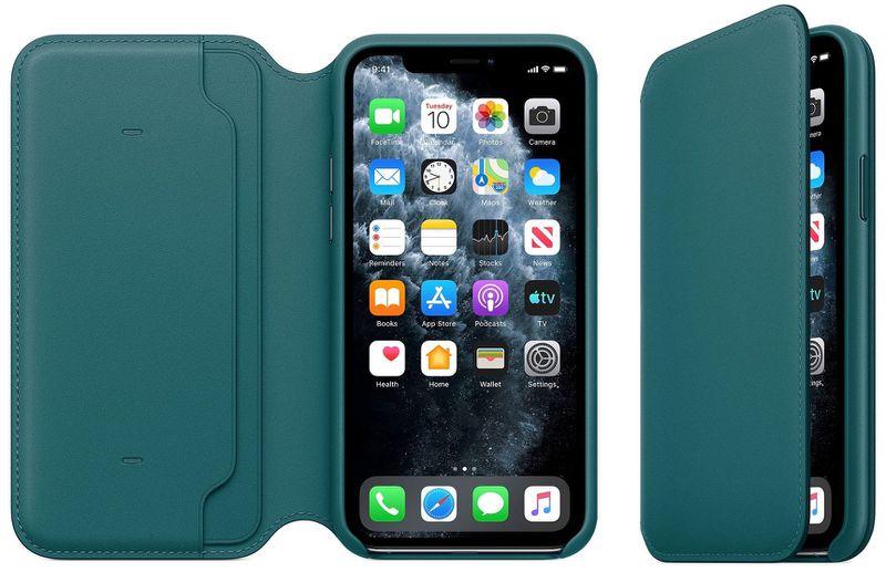 Lederen Folio iPhone