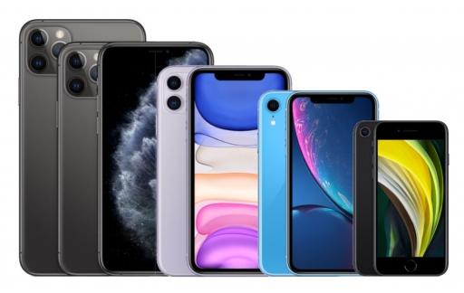 Apple iPhone 2020 lineup
