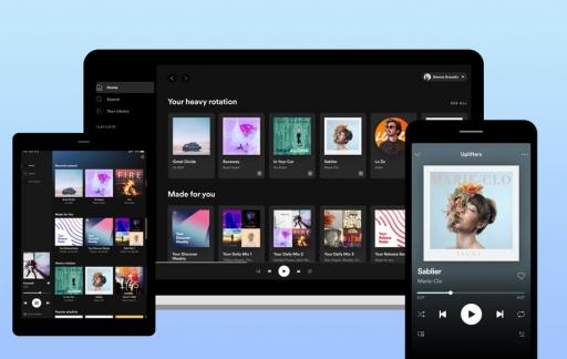Spotify-afspeellijsten
