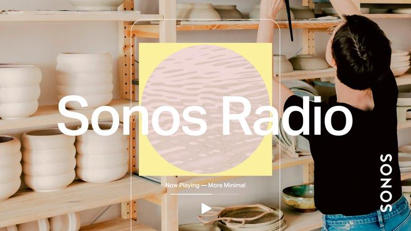 Sonos Radio - More Minimal