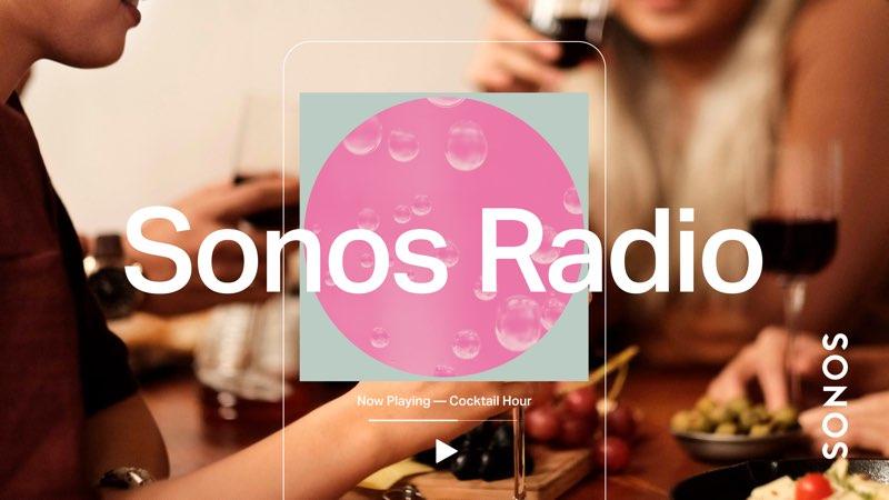 Sonos Radio - Cocktail Hour