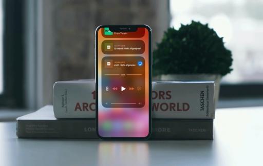 Vanaf de iPhone audio op meerdere apparaten bedienen.