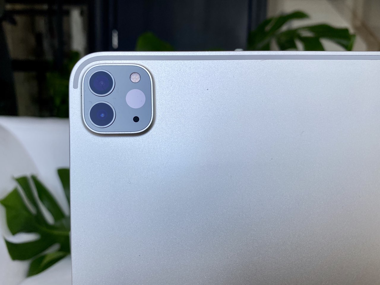 iPad Pro 2020 review camera