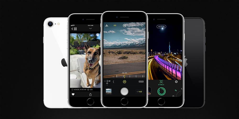 Halide maakt iPhone SE portretten van huisdieren