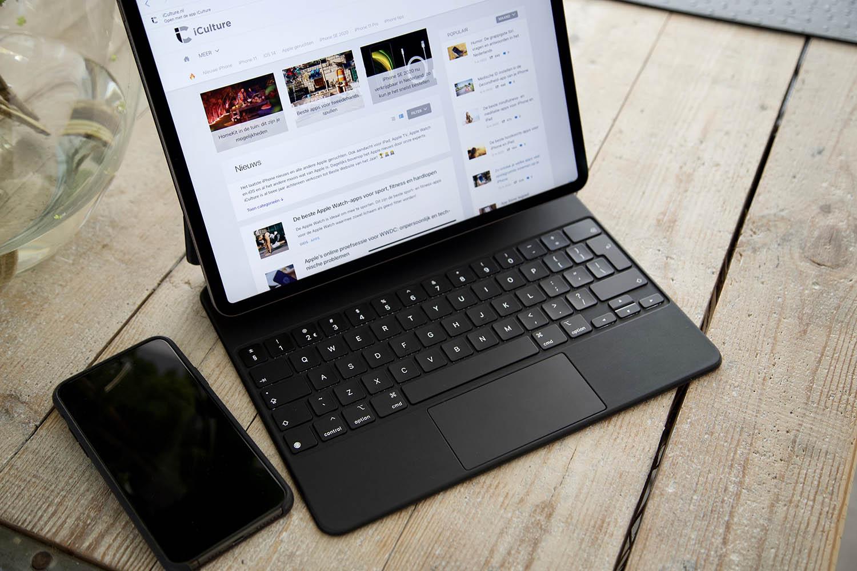 Magic Keyboard voor iPad Pro